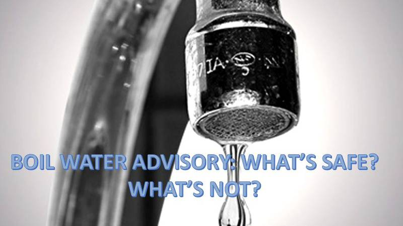 Answering frequently asked questions concerning Wichita's boil water advisory