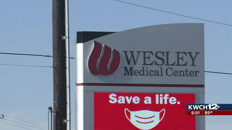 Wichita doctor reminds others of COVID-19 precautions during Labor Day holiday