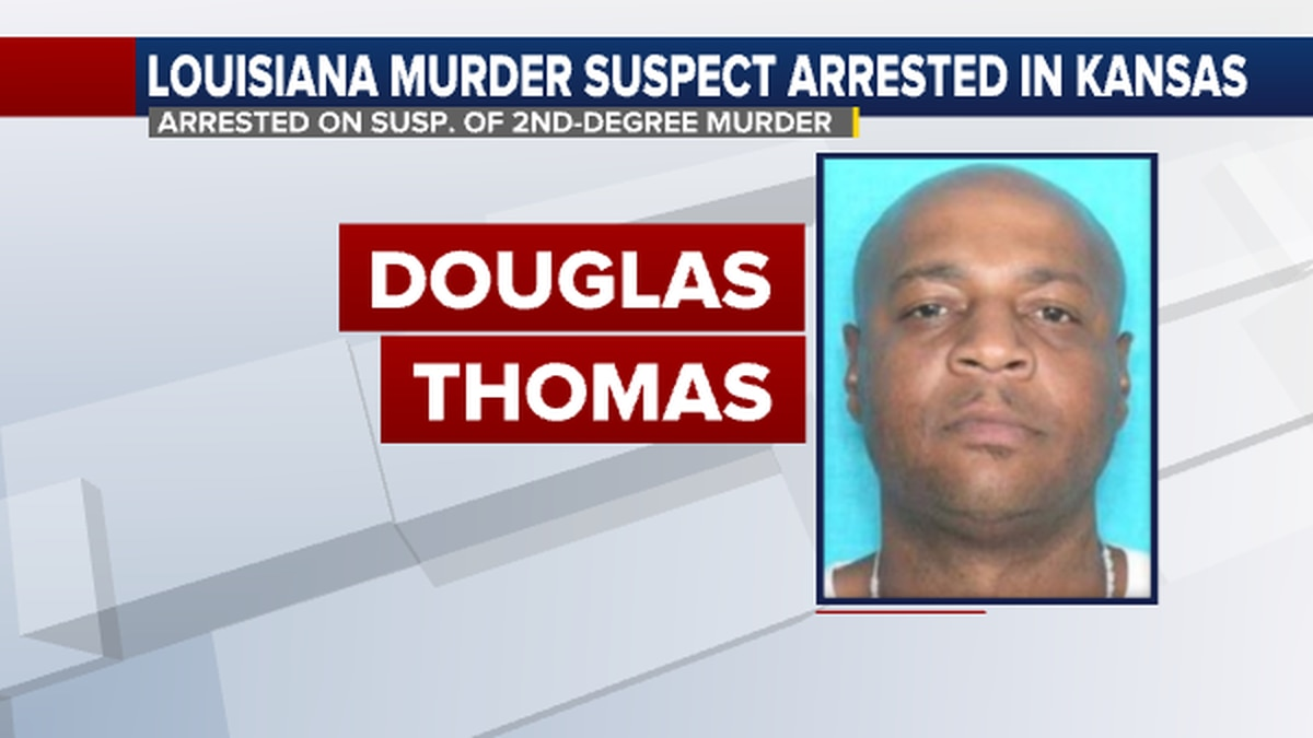 A man suspected of second-degree murder in Louisiana was arrested early Tuesday (Oct. 6, 2020)...