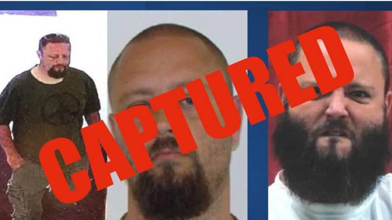 Escaped sex offender John Colt has been captured