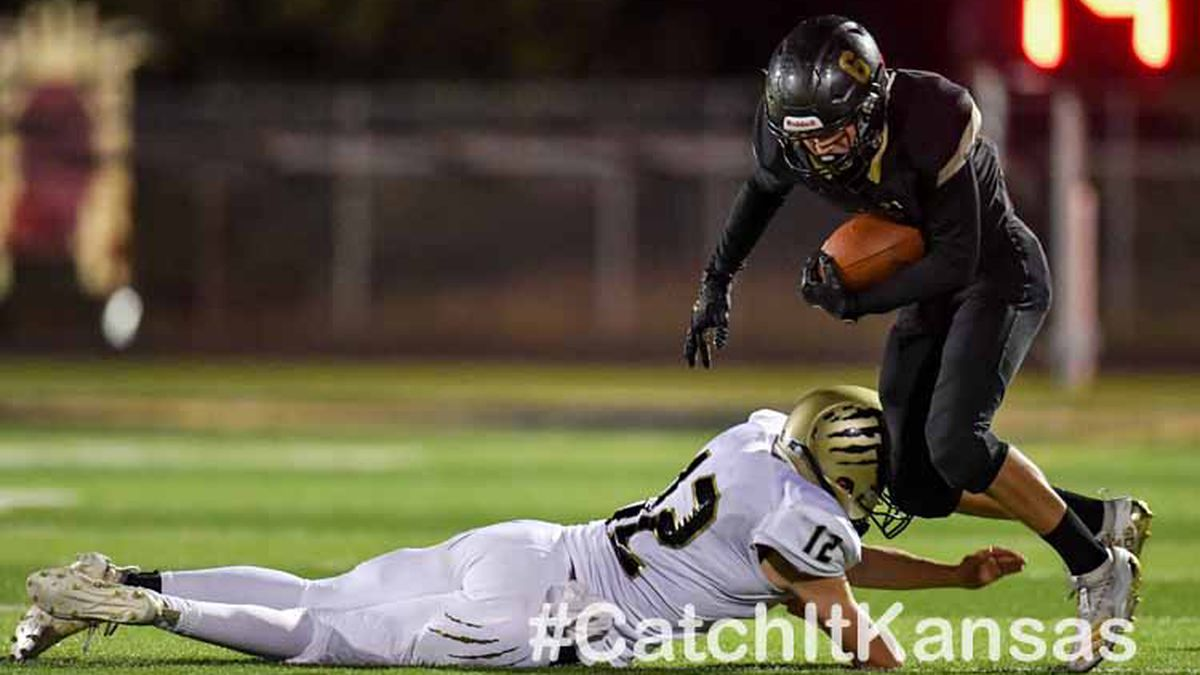 Oct, 4, 2019; Wichita, Kansas, USA;  during an AVCTL matchup between Maize South and Andover Central   ©Kelly Ross