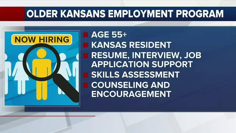 Newstalk: Older Kansans Employment Program