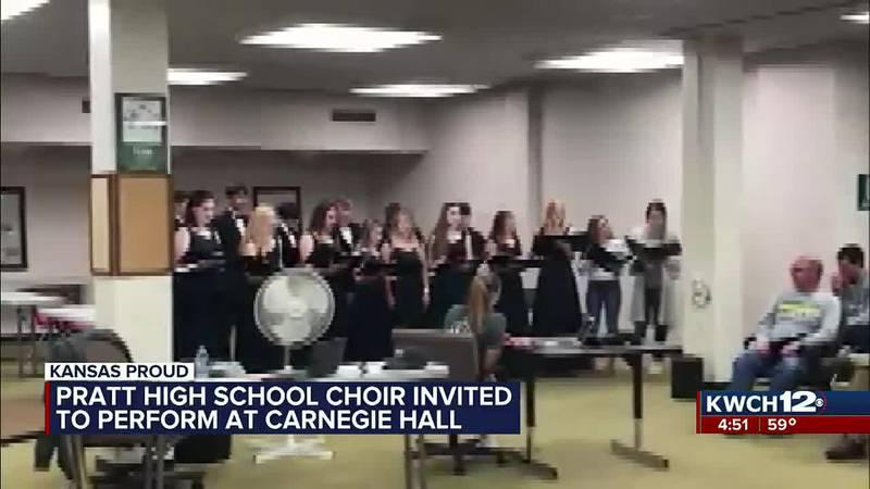 Pratt HS Choir