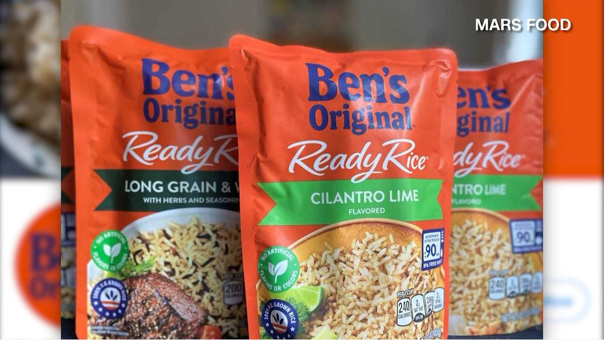 Ben's Original Rice, the revamped Uncle Ben's, is now available in stores.