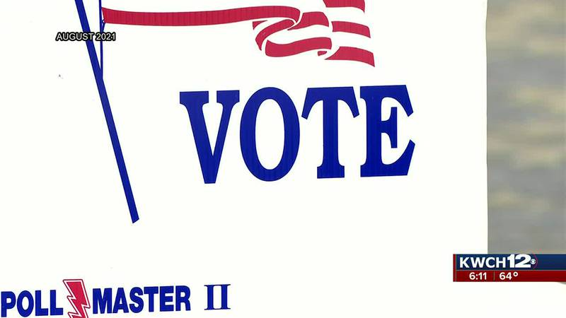 Voting vote sign