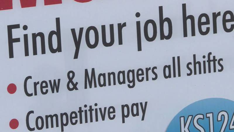 In Wichita and across the U.S., many employers are struggling to fill job openings.