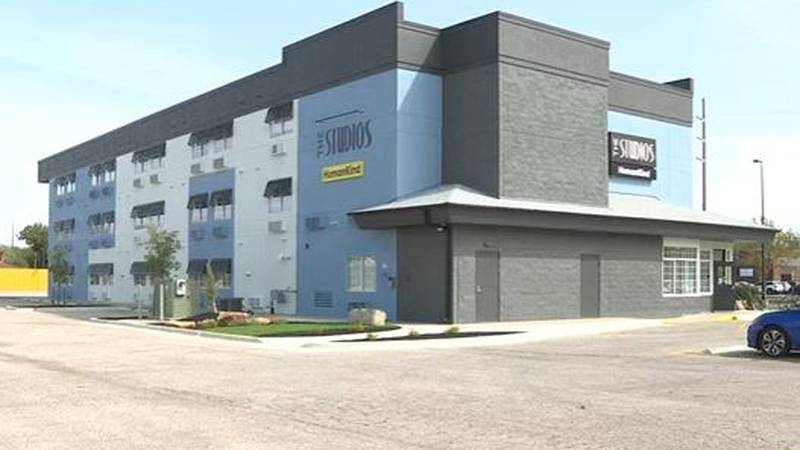 HumanKind Ministries converted a former Wichita hotel into an apartment complex to help...
