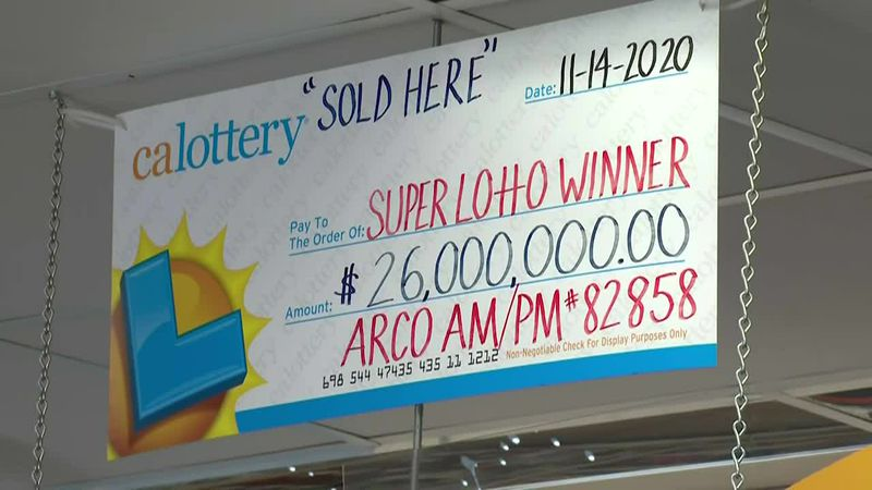 Woman loses $26 million lottery ticket by accidentally putting it through the wash.