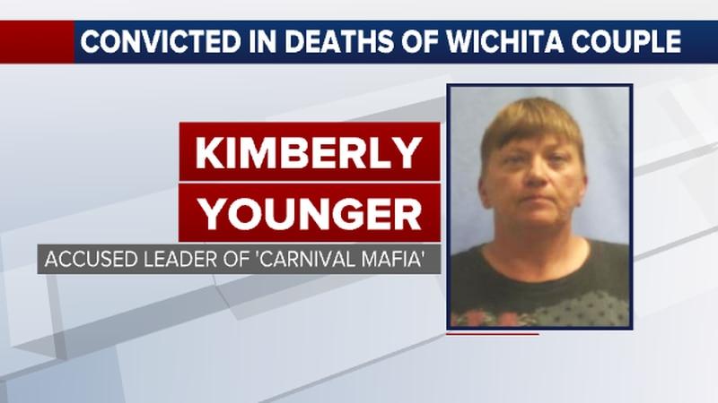 Kimberley Stacey Younger, 57, of Aransas Pass, Texas, was convicted in Barton County District...