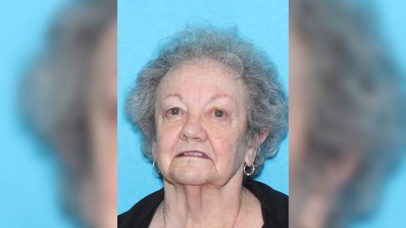 A statewide Silver Alert has been issued for Virginia Rae Green.