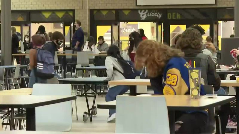 Wichita high school teacher, student excited for full return to classroom Monday