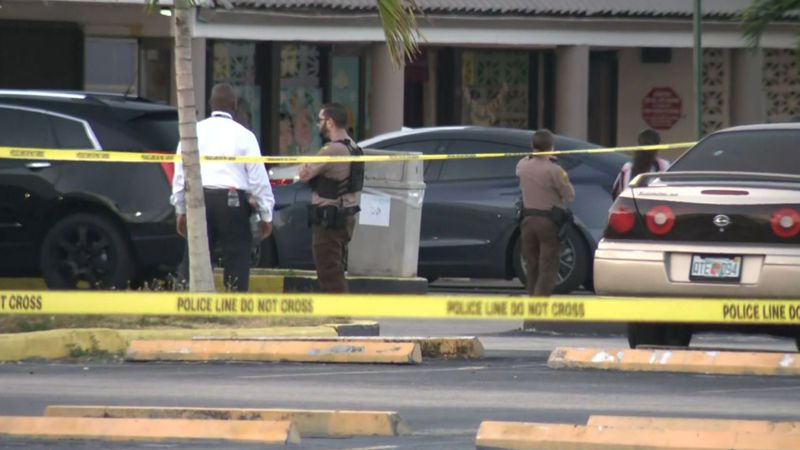 A deadly shooting occurred at a Florida banquet hall early Sunday.