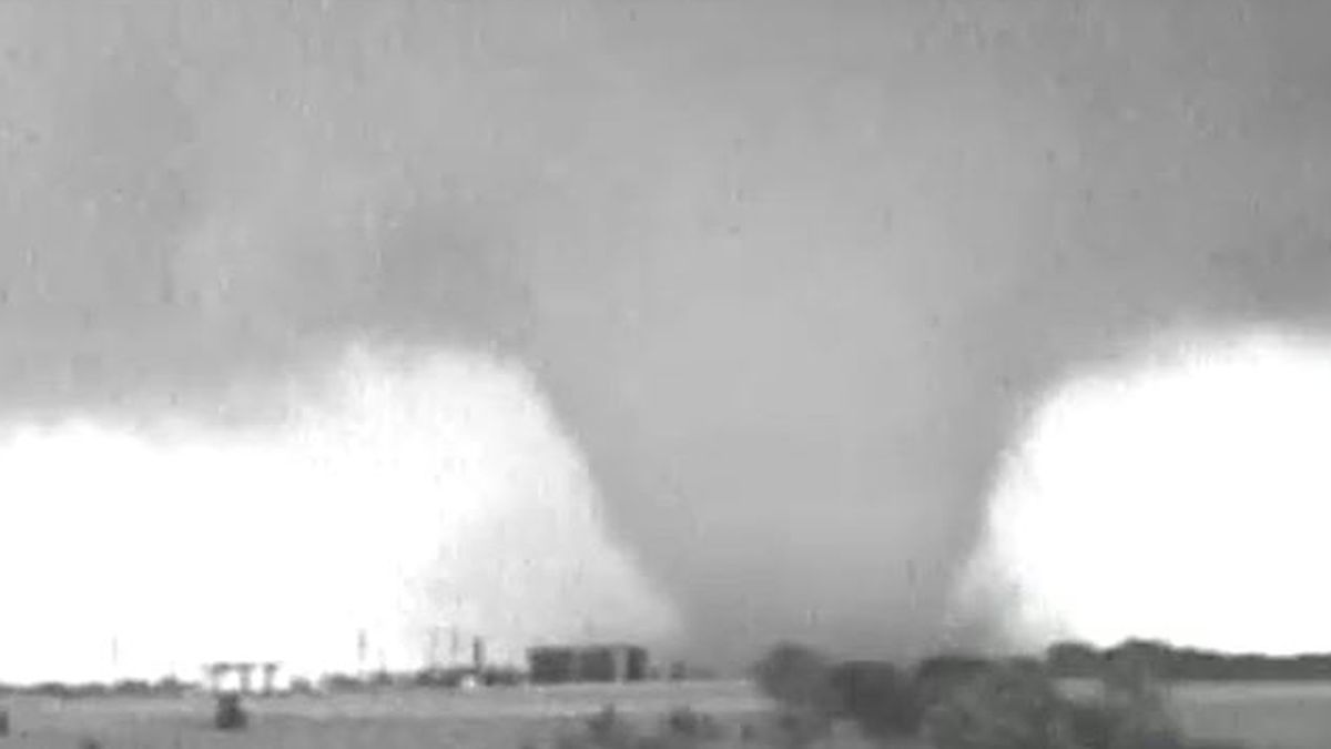 Friday (May 3) marks the 20th anniversary of the tornado that forever changed the community of...