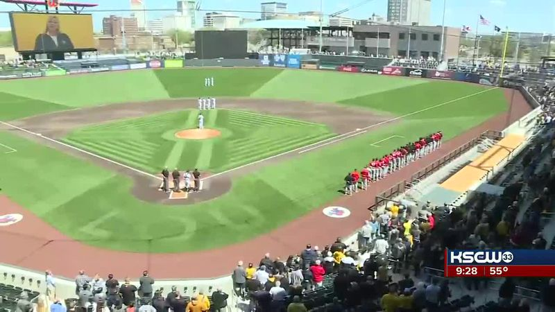 Wichita State Baseball vs Houston
