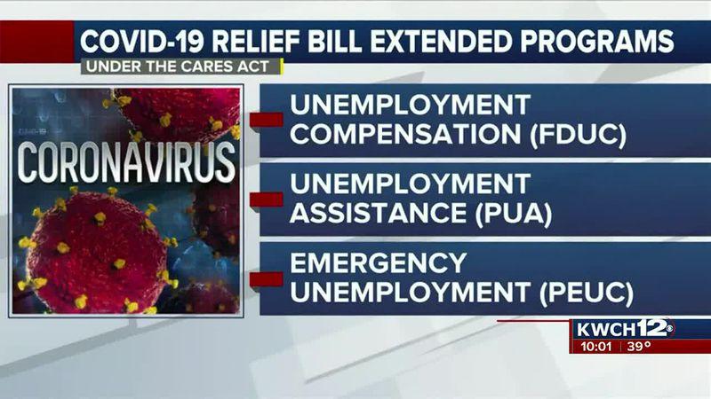 Kansans losing unemployment benefits