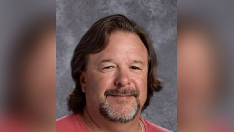 A Kansas school board fired a Pete Flood, a baseball coach at Olathe North High School, for...
