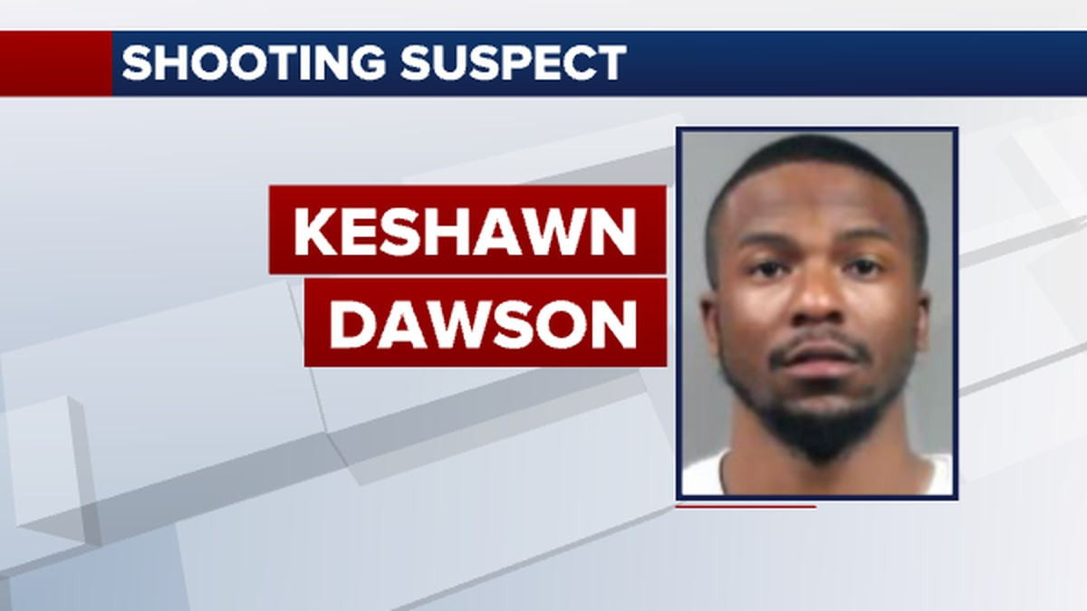 The search continues for Keshawn Dawson, suspected in a shooting that killed a man and injured...