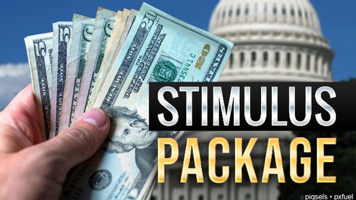 The U.S. Senate passed a record-setting stimulus package late Wednesday night.  The bill now goes to the House of Representatives.