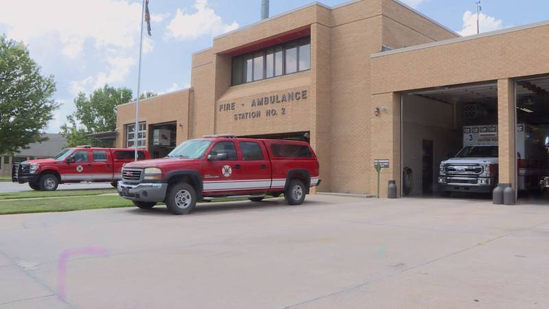 Newton first responders see busy two-week period of critical calls.