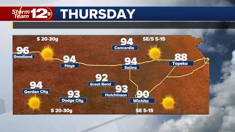 Heating up statewide