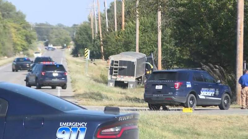 A teen suffered critical injuries in a Sept. 27 crash just west of Wichita, in Sedgwick County.