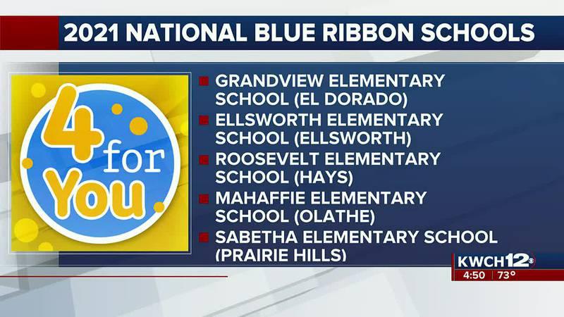 KS Blue Ribbon Schools