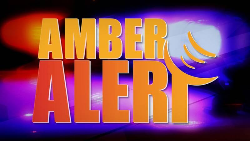 Amber Alert graphic