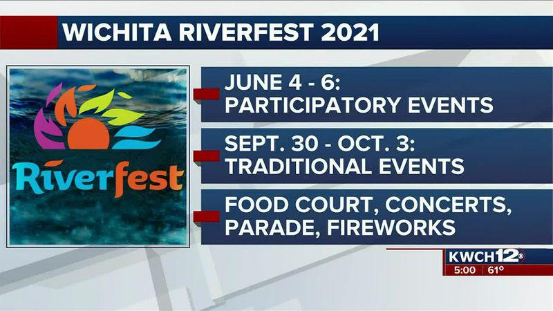 Wichita Riverfest changes