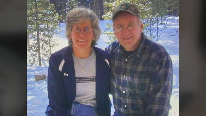 Ray and Denise Bina died in a car crash on 135 south of Newton.