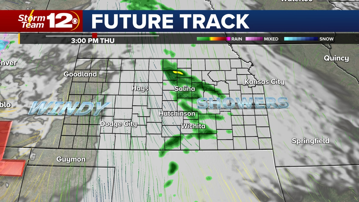 Rain chances return for some to finish the week.