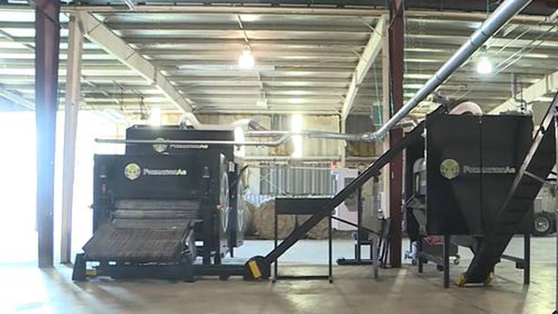 A family in Barton County, Kansas is working to open the state's first processing plant for...