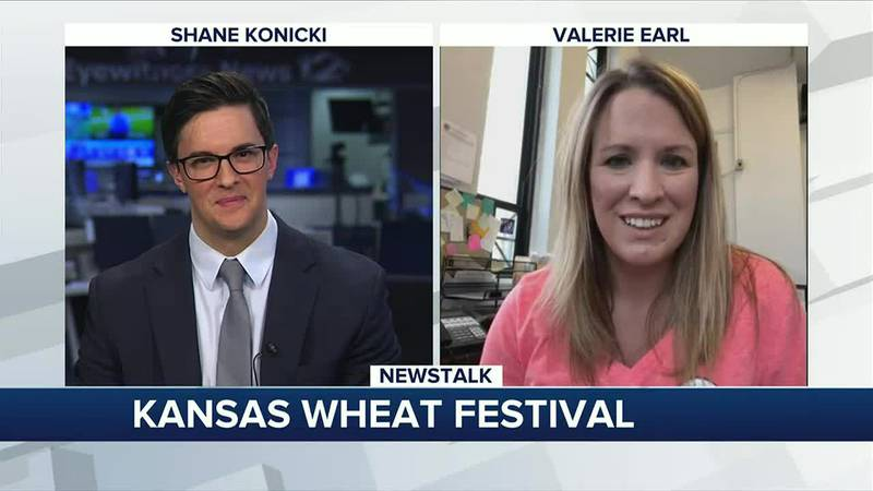 Newstalk: Kansas Wheat Festival