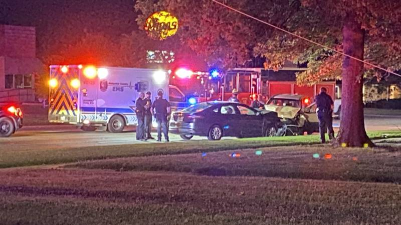 Wichita police responded to an incident near the intersection of 27th street south and south...