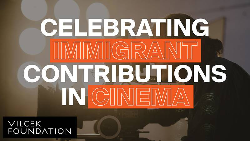 New American Perspectives: Celebrating Immigrant Contributions in Cinema. Image courtesy of the...