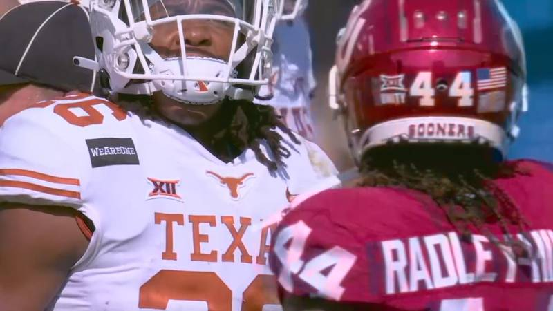 Texas and Oklahoma submit a formal request to join the Southeastern Conference.