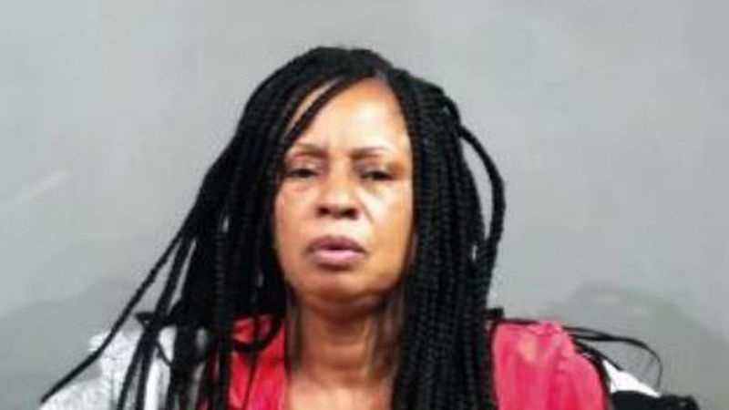 Wichita police arrested Sandra Ross on Wednesday after her shooting that resulted in the death...