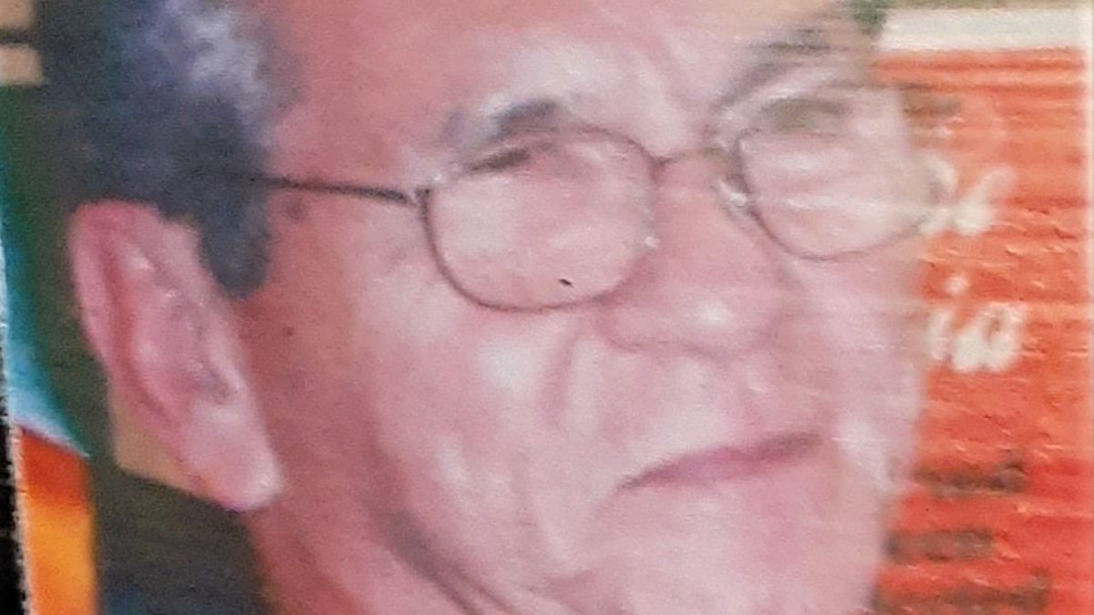 A Silver Alert has been issued for Charles A. Mata.