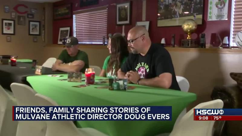 Coaches remember Doug Evers
