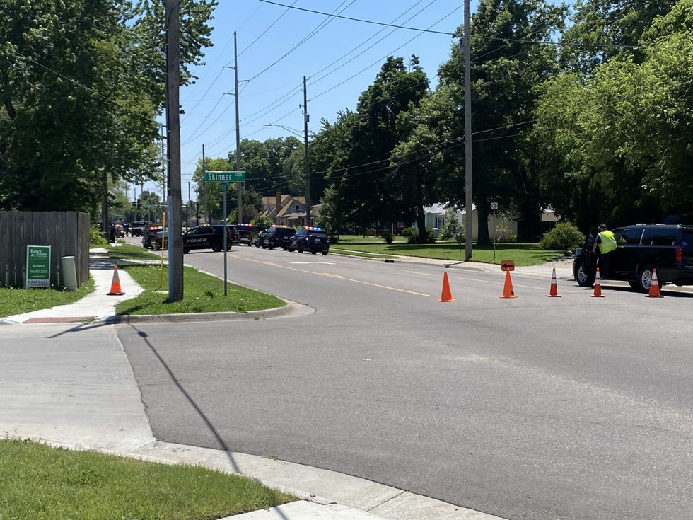 The SWAT team was called to a home on south Hillside on June 16, 2021, while Wichita police...