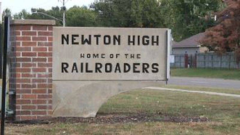 Newton High School students will move to remote learning on Oct. 19 due to a rise in cases of...