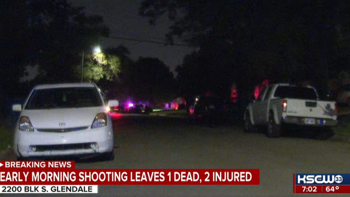 Early morning shooting leaves 1 dead, 2 injured