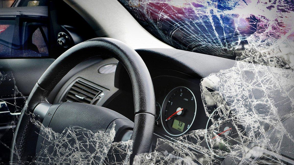 KWCH Car Crash generic