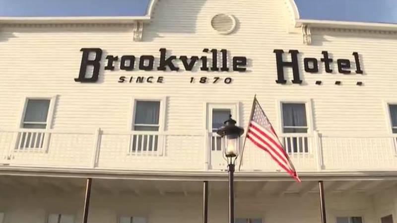 Brookeville Hotel in Abilene, Kansas
