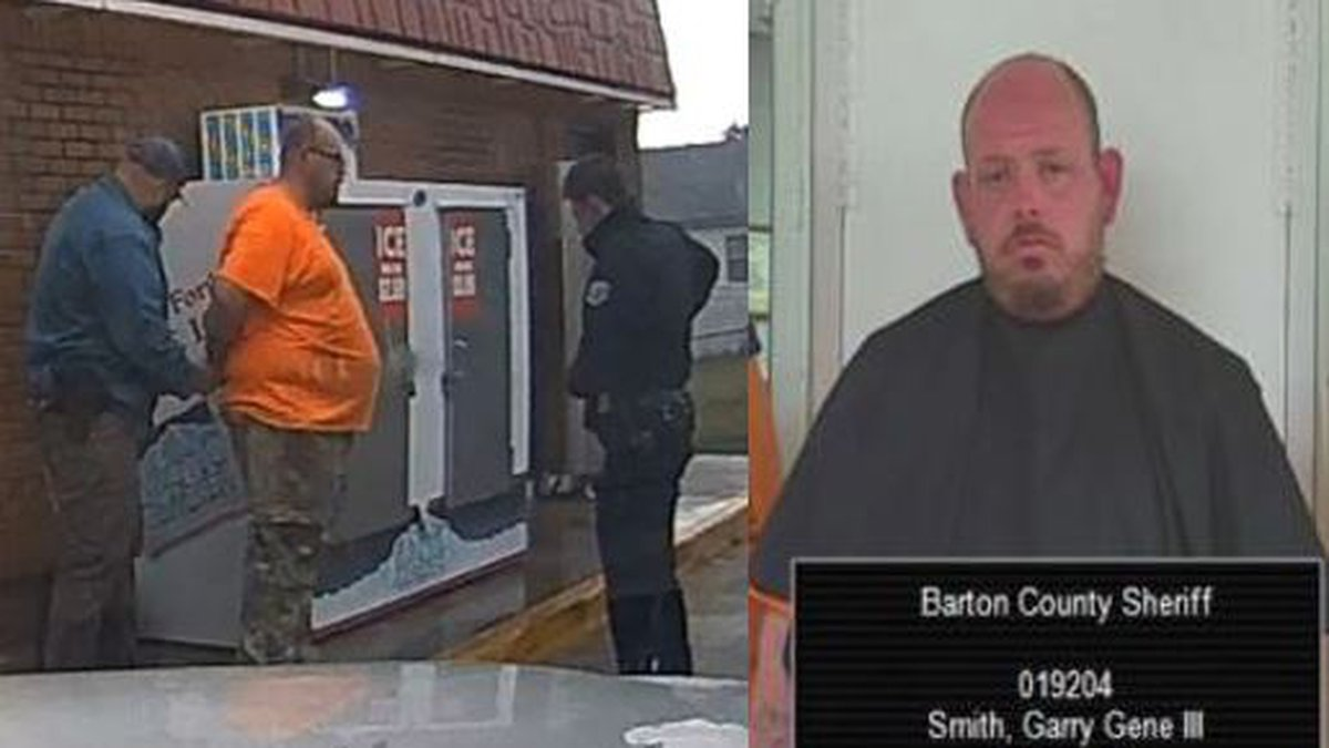 The Barton County Sheriff's Office arrested 33-year-old Garry Gene Smith III on Oct. 10 for...