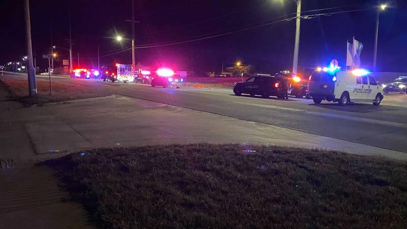 Seneca & 41st street injury accident