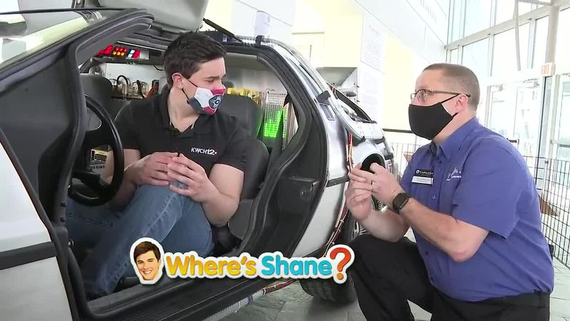 Where's Shane? Exploration Place