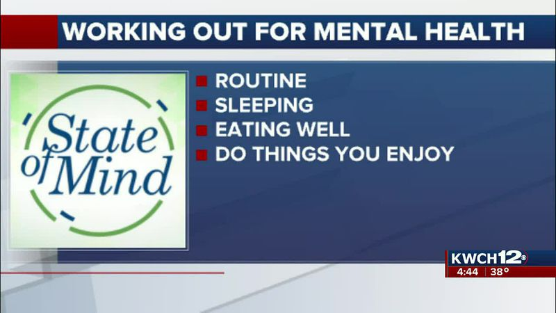 State of Mind: Psychologist discusses healthy coping skills for handling stress