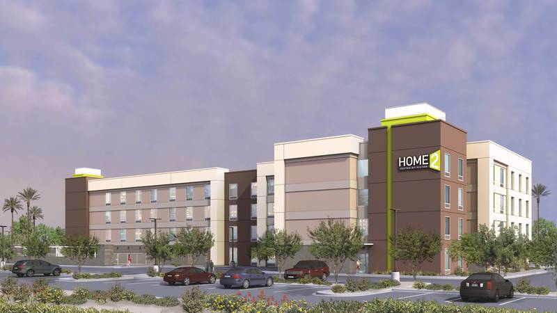 The Home2 Suites by Hilton Phoenix Avondale managed by Lodging Dynamics