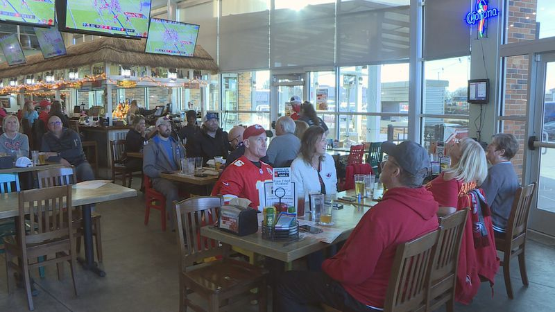 Due to COVID restrictions, Wichita bars are more limited than during the last Chiefs playoff...