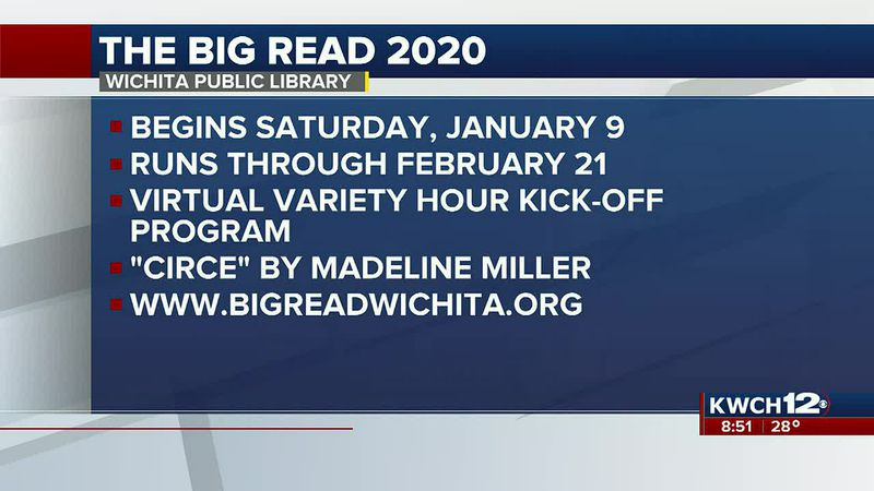 Newstalk: Wichita Public Library Big Read